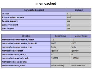 SS_phpinfo_memcached