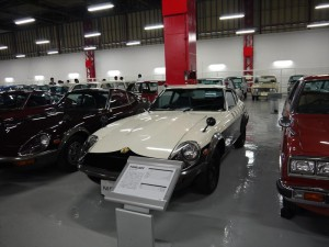 フェアレディ 240Z(HS30) 神奈川県警察仕様