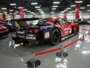 SUPER GT2008 #23 XANAVI NISMO GT-R