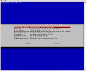 raspberryPiConfigurationTool